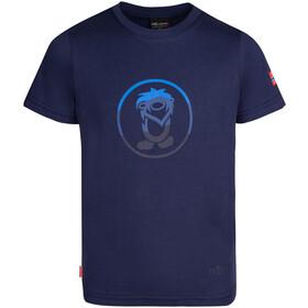 TROLLKIDS Summer Troll T-Shirt Kids, blauw